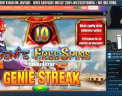 Genie Jackpots BIG WIN — Slots — Casino games (Online slots) from LIVE stream