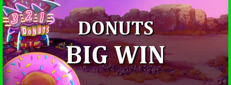 BIG WIN ON DONUTS — BIG TIME GAMING