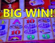 *Big Win* *Buffalo Gold*  Slot Machine, Pokie Wins