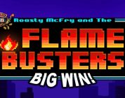 BIG WIN on Flame Busters Slot — £5 Bet!