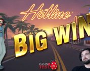 BIG WIN ON HOTLINE SLOT (NETENT) — 2,40€ BET!