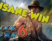 BIG WIN!!!! Book of Ra 6 — Casino — Bonus Round (Casino Slots)
