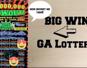 Back With A Big Win!!!! Ga Lottery