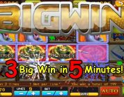 918Kiss Water Margin (水滸傳) |3 Big Win in 5 minutes! | Liveslot.net