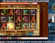 HUGE WIN!! Book of Dead BIG WIN — 10 euro bet (Online slots) from Casino LIVE stream