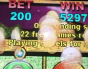 Chumash Casino Big Win on Pompeii Slot on the 7th Spin