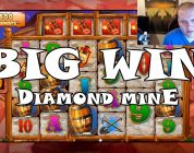 WILDS AND T.N.T! BIG WIN ON DIAMOND MINE — BLUEPRINT