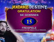 BIG WIN on Madame Destiny Slot (Pragmatic Play) — 3€ BET!