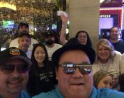 BIG Win! Team Challenge!!! Slot Machine! Live at the Cosmo in Las Vegas!! Las Vegas Slots!
