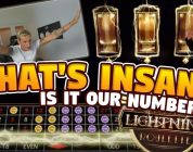 Lightning Roulette BIG WIN —  HUGE WIN!! on Table games from LIVE Stream