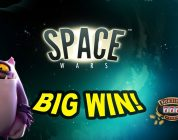 BIG WIN on Space Wars Slot — £3.20 Bet