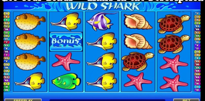Wild Shark Slot Machine — BIG WIN — Find the list of only trusted US online casinos
