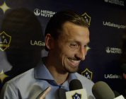 Zlatan Ibrahimovic speaks after LA Galaxy's big win over Seattle Sounders FC