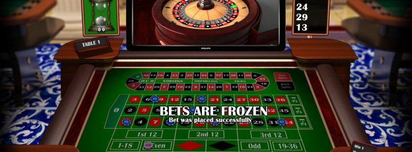 Multiplayer European TV Roulette — Buy Roulette Casino Game — CasinoWebScripts