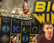 BIG WIN on Theatre of Rome Slot — £5 Bet!