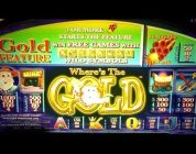 1st Spin Bonus — WHERE's THE GOLD — Big Win — Slot Machine Tournament — Fun @ Holland Casino