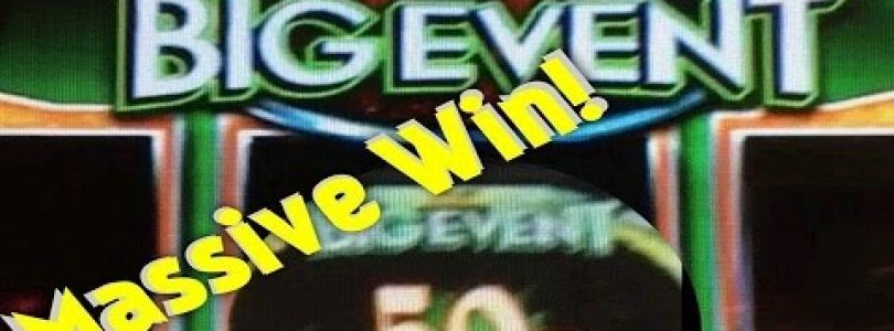 **HUGE WIN 50X BIG EVENT!!!** Wizard of Oz Slot Machines!