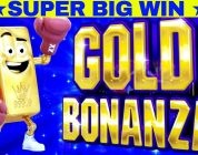 COMEBACK ★SUPER BIG WIN★ Gold Bonanza Slot Machine Bonus | Over 100x | Max Bet Live Slot Play