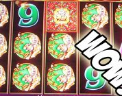 BIG WIN HIT AND RUN, GET OUT WHILE YOU CAN — [Slot Machine Super Big Win Bonus]