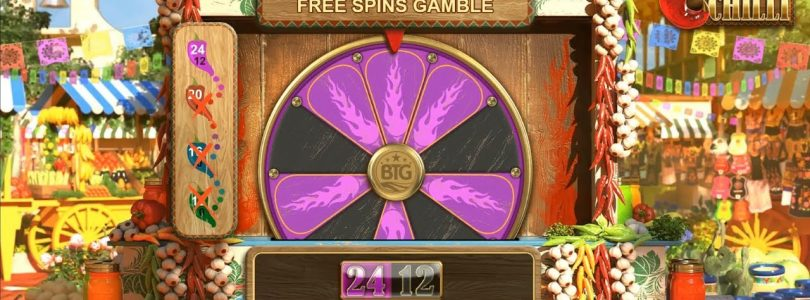 Extra Chilli Slot Big Win (BTG) 24 spins £1000 buy a bonus