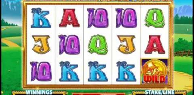 Rainbow Riches Pick n Mix Big Bet Games Free Spins Big Win!