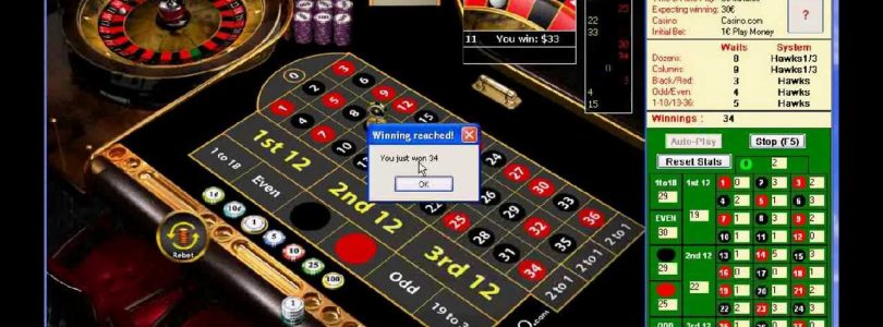 Win Roulette Bot is the fastest automated roulette robot software for online roulette casino!