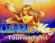 OCEAN MAGIC Slot Machine — BIG WIN BONUS — Slot Challenge @ Holland Casino — IGT Pokies