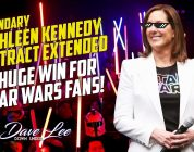 KATHLEEN KENNEDY Contract Extended a BIG WIN for STAR WARS Fans!