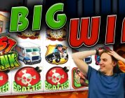 BIG WIN on Bust the Bank Slot — £2.40 Bet