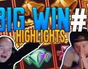 BIG WIN HIGHLIGHTS #2 HUGE WIN WITH GREAT REACTIONS (Casino Twitch Streamers)