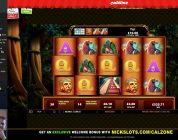 BIG WIN on Montezuma Slot — £3 Bet
