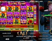 Lucky Rose Gives Big Win At OVO Casino!!