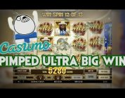 Pimped Ultra Big Win. Play'n GO (online casino «Casumo»)