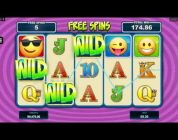 Emoti Coins Online Slot (Microgaming) — Super Big Win!