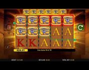 Eye of Horus Slot — Big Win — Blueprint Gaming