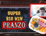PRANZO SLOT / GEM ROCKS + DREAM CATCHER / GRANDE VINCITA / BIG WIN / CASINO ITALIANO