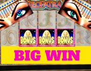 Cleopatra 2 Slot Machine Bonus  ★BIG WIN★ | Slot Machine Pokies w/NG Slot