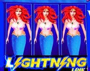LIGHTING LINK Slot Machine BIG WIN/Free Games & Lighting Link Features WON ! 10cent Denomination