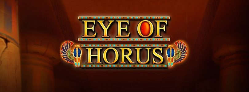 Eye of horus BIG WIN — Casino games (Online slots) from LIVE stream