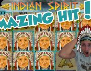 Online Slot — INDIAN SPIRIT Big Win and LIVE CASINO GAMES (Casino Slots) Huge win