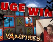 SUPER BIG WIN Linehit on Merkur Vampires!!