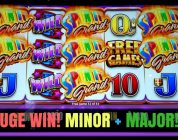 Spin It Grand Huge Win!!! Free Spins + Spin It Grand Feature!