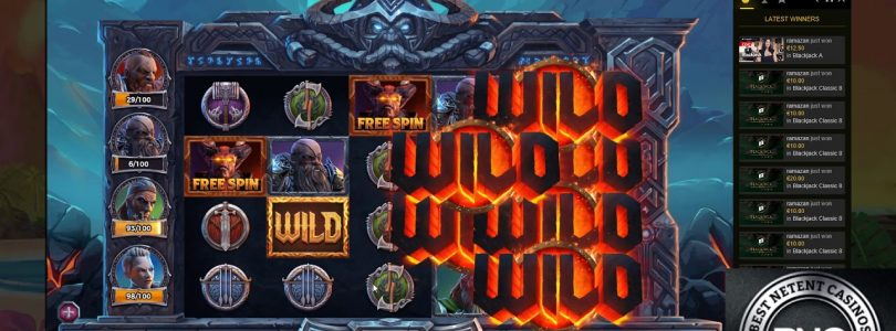 Vikings go to hell 2 level free spins big win at Fastpay casino