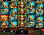 Cat Queen Big Big  Win —  Playtech bonus slot game