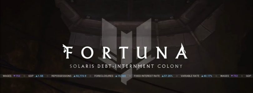 Warframe | Fortuna Musical Intro — «We All Lift Together» [Live Audience]