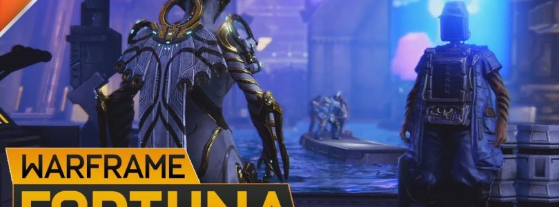 Warframe: Spiderlons? Fortuna & Song, GunZaws, Venus Open World & Everything You Need To Know.