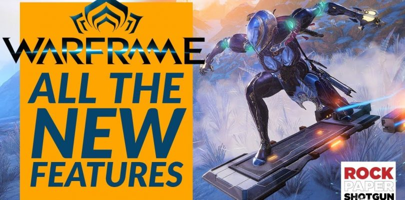Warframe: Hoverboards, Co-Op Ships And New Fortuna And Railjack Features