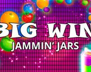 BIG WIN ON JAMMIN' JARS WITH 6€ BET!