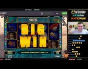 Х340 — Big Win Slot Casanova. Amatic Game. Online Casino.