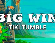 BIG WIN ON TIKI TUMBLE